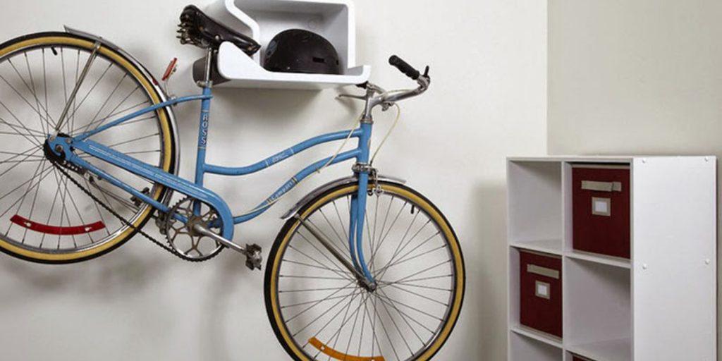 Soporte de bicicleta