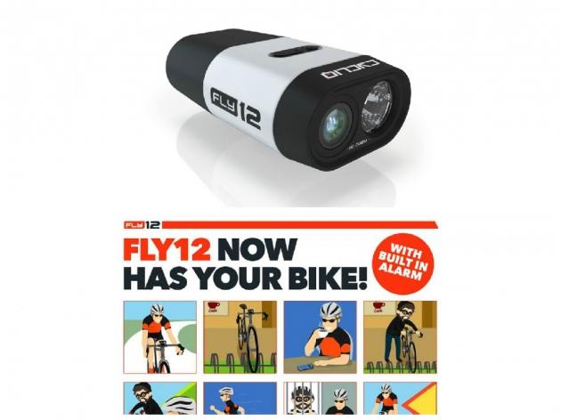 candado de bicicleta con alarma