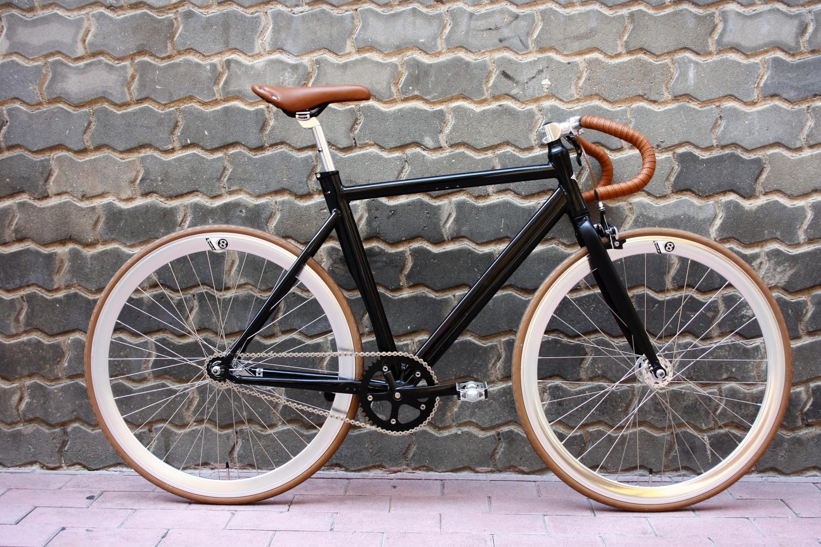 fotos de bicicletas fixie